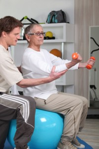 short term physical rehab