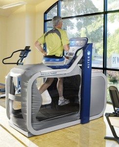 AlterG Anti-Gravity Treadmills at Dyer Nursing and Rehabilitation